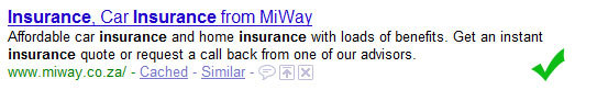 MiWay Organic